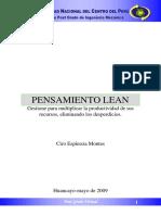 Pensamiento Lean.pdf
