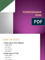 Pemrograman 8088