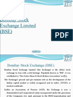 Stock Exchanges 1