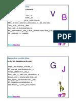 Ejercicios Ortografía primaria