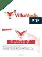 EX 2016 - Cirugía General - Online