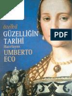 Umberto Eco- Güzelliğin Tarihi