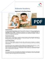 Kidovate Courses