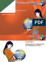 Contenido 06 Independencia y Organizacic3b3n de La Repc3bablica de Chile