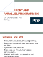 01 Concurrent and Parallel Programming