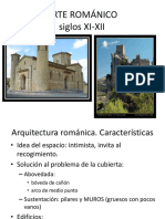 2009. Arte Románico Edad Media