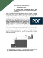 Trabajo Domiciliario Mecánica de Suelos II