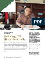 Jumhur Hidayat (Kepala BNP2TKI)