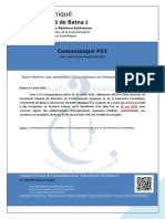 3. CPUB2 AUG 2016- Formation 3eme Cycle