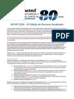 API RP 2350 Comentada