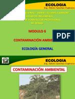 Modulo Seis - Contaminacion