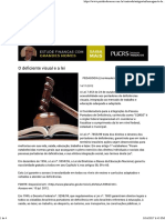 Leis Deficiencia Visual