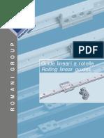 Romani Components - Guide Lineari a Rotelle