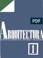 Revista arquitectura mexico no. 1 FAC ARQ. UNAM.pdf
