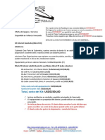 Oferta de Servicios Idirect x3