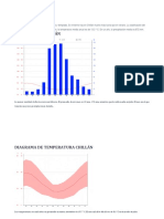 Estadistica Clima Chillan