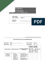 SD N3 KKM Kelas II.doc
