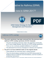 Whats New in GINA 2017