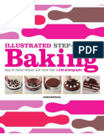Baking by DK First 5 Pages