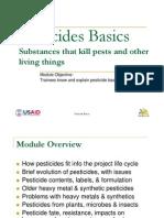 Pesticide Basics