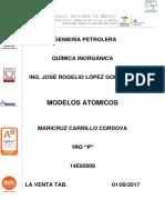 Modelos Carrillo Terminado