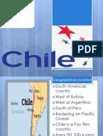 Chile Report