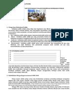 Materi PKn Kls IX Kebijakan Publik