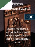 6 - Indicadores Optimizacion y Control