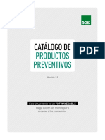 Catalogo Productos Preventivos