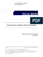 Missile Issue Brief