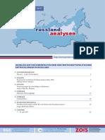 Russland-Analysen 339