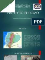 Proyecto El Domo