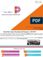 Career Development Program 2017