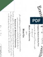 Diploma Master RPI
