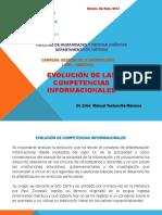 Evolución de Las Competencias Informacionales