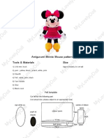 Minnie Mouse Pattern