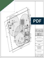 Anexo 05_Plano Instalación de Pararrayos - Fraccionamiento