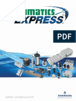 Numatics Express Shipping Program Catalog