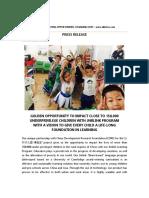 Jnrlink Press Release for PR Kit for 19 September Event(1)
