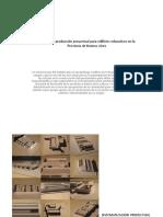 Teórico Sistema de Producción Proyectual