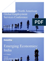 Emerging Economies - India