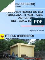 6.Laporan Slo Kabel Laut Tj Pasir - Pulau u.jawa