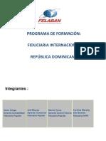 Analisis Del Mercado Fiduciario en República Dominicana