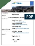 Informe Pacota
