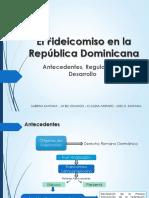 El Fideicomiso en La República Dominicana-1