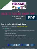 back to school night 2017 pptx