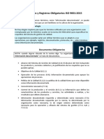 Documentos y Registros Obligatorios ISO 90012015 (2)
