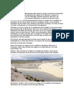 Ríos de Puno