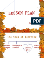 Lesson Plan Ppt