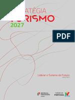 Estrategia Turismo 2027 TdP